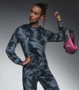 Γυναικείο αθλητικό top Athena Bas Bleu