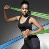Γυναικείο αθλητικό Top Teamtop 30 Rainbow Color Bas Bleu