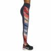 Γυναικείο αθλητικό κολάν Rainbow Bas Bleu