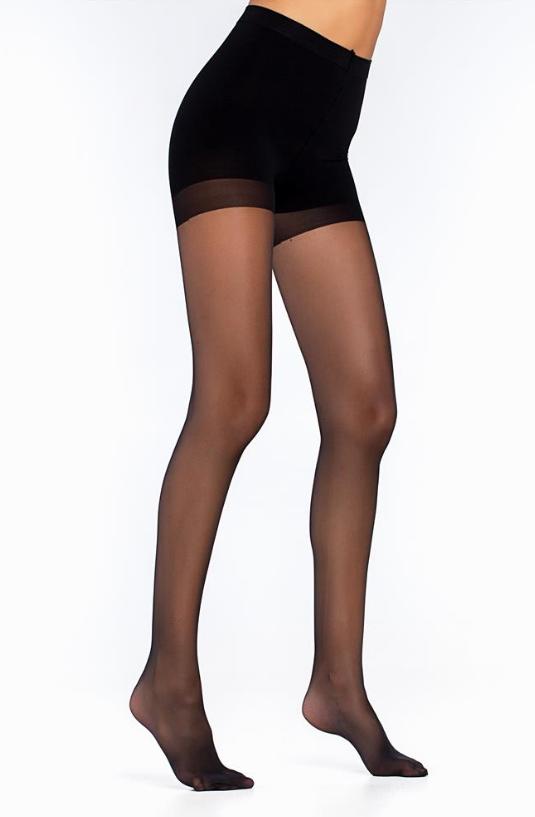 Γυναικείο καλσόν Lastex Bodyform 20den Μαύρο S0565