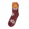 Γυναικεία κάλτσα fleece αντιολισθητική