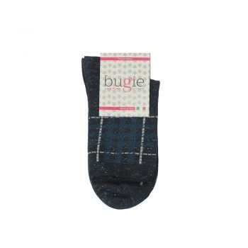 Γυναικεία κάλτσα καρό σε διάφορα  χρώματα