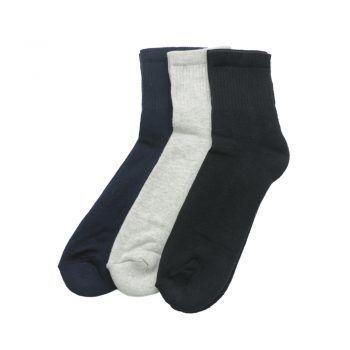 Ανδρική κάλτσα αθλητική ημίκοντη Dal