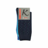 Γυναικεία κάλτσα πουά 3pack σε διάφορα χρώματα