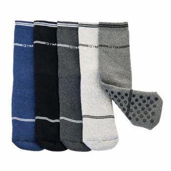 Ανδρική κάλτσα βαμβακερή σε διάφορα χρώματα