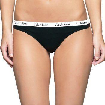 Γυναικείο βαμβακερό στρινγκ Calvin Klein