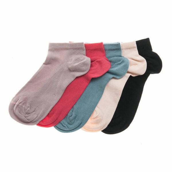 Γυναικεία κάλτσα κοφτή από BAMBOO