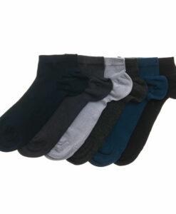 Ανδρική κάλτσα κοφτή από BAMBOO για ευαίσθητα πόδια