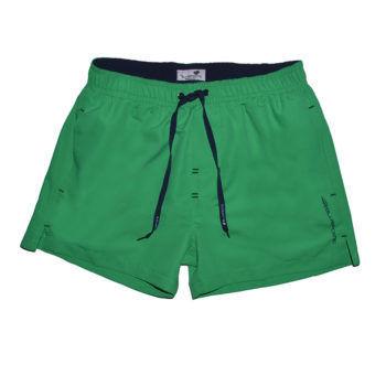 Ανδρικό μαγιό σορτς πράσινο χρώμα BLUEPOINT