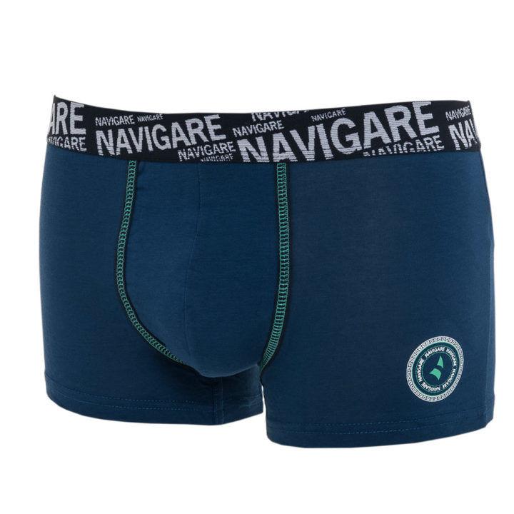 Ανδρικό μπλε μπόξερ Navigare