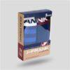 Ανδρικό βαμβακερό μπόξερ 2 τεμαχίων John Frank