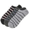 Γυναικείες κοφτές κάλτσες με ρίγα 3 τεμαχίων